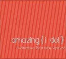Amazing {I Do!}