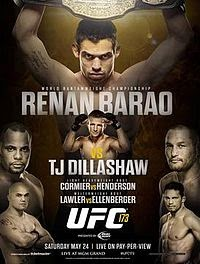 UFC 173 live streaming
