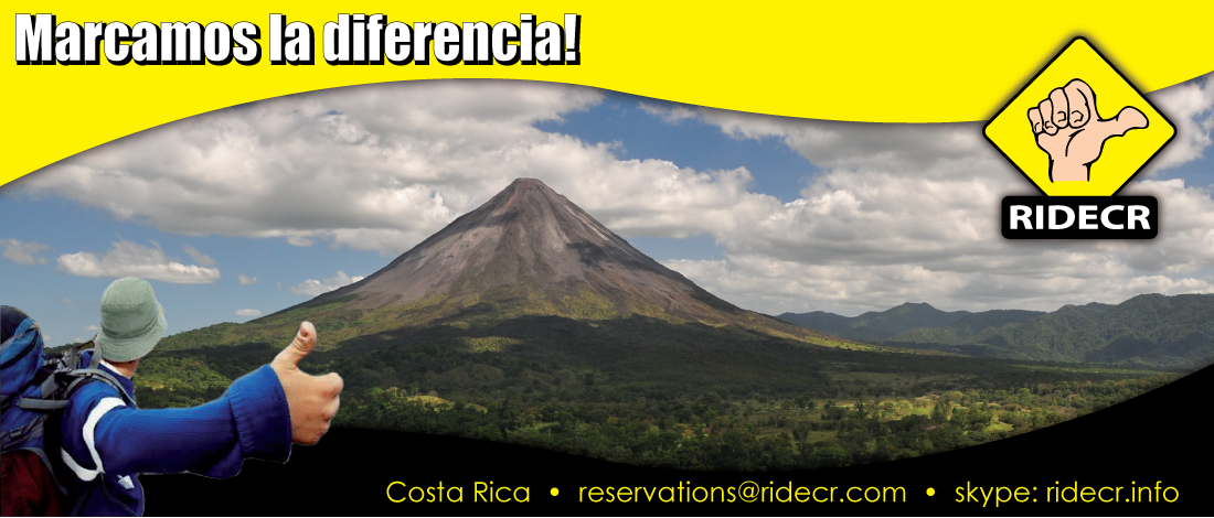 RideCR  Private transportation, shuttle service, naturalist tours in Costa Rica