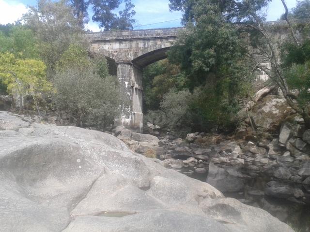 Ponte Romana de Sangemil