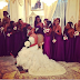 Beautiful Pictures from Hadiza Okoya and Ola Akala's Wedding