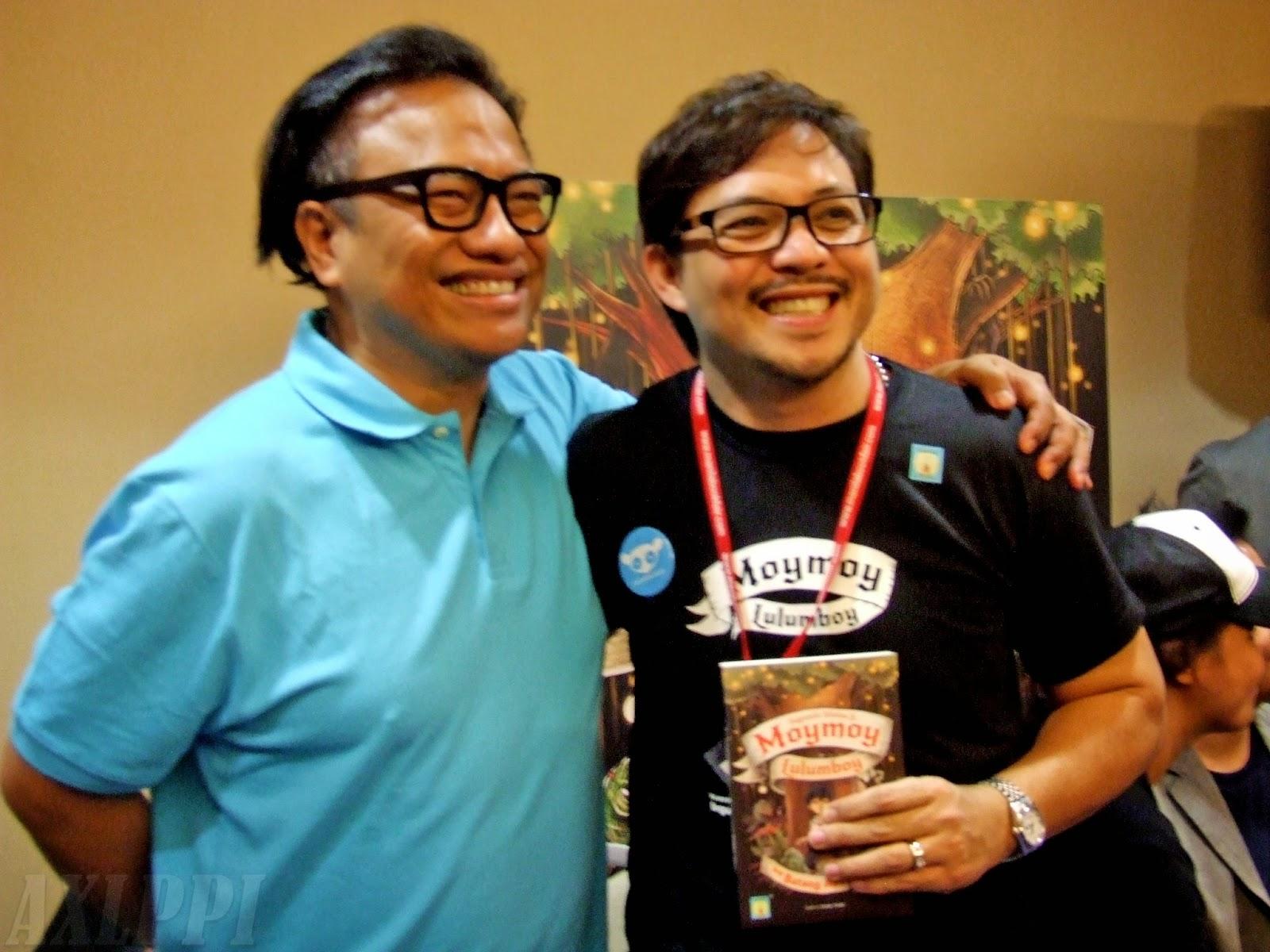 Moymoy Lulumboy, Ang B... Larawan Ng Totoong Aswang