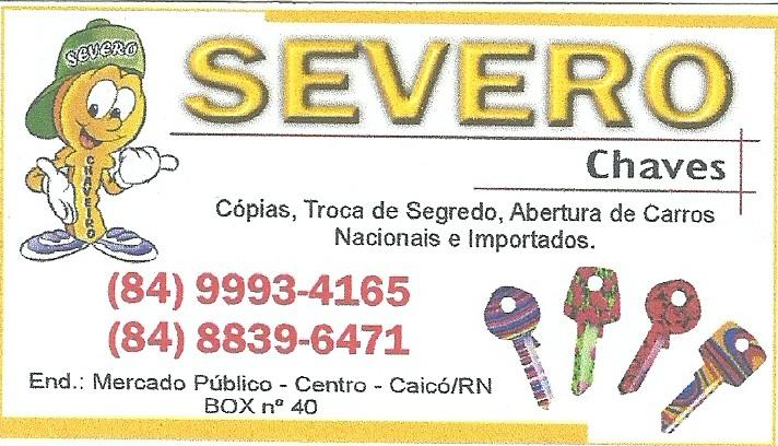 SEVERO CHAVES - Rede Credenciada
