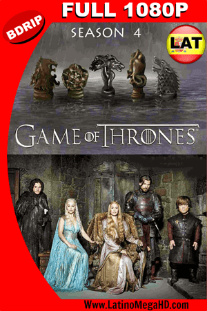 Game Of Thrones Temporada 4 (2014) Latino Full HD BDRIP 1080P (2011)