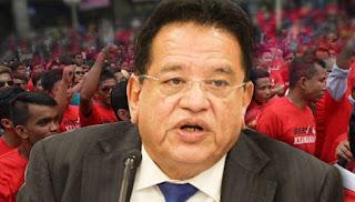 Perhimpunan Baju Merah haram, tidak dapat permit