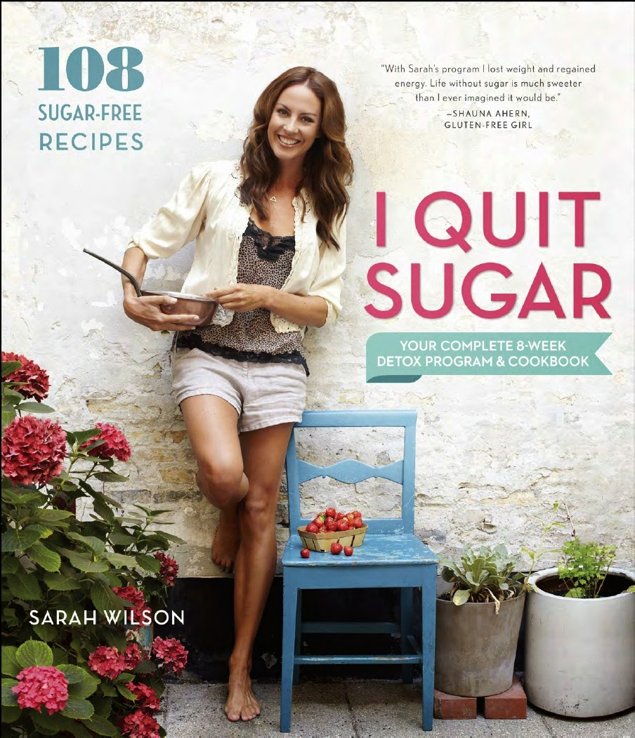 food allergy counseling: review of sarah wilson, i quit sugar
