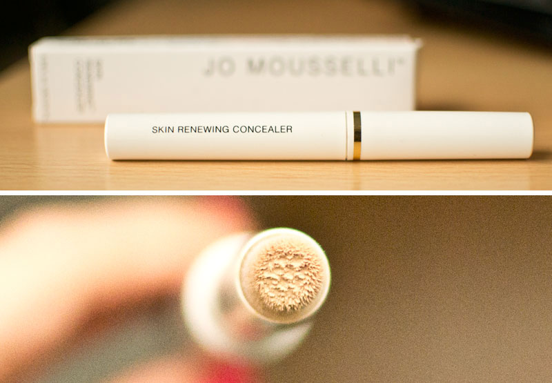 jo mousselli skin renewing concealer