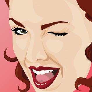 lady wink