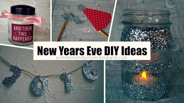 New Years Eve DIY Ideas