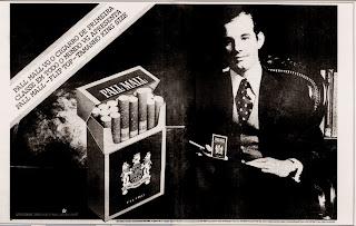 pall mall. 1975. propaganda cigarros anos 70.  propaganda anos 70. história decada de 70; reclame anos 70.  Brazil in the 70s; Oswaldo Hernandez;