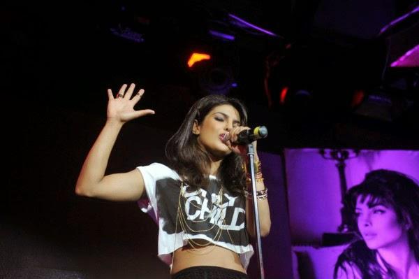 Priyanka Chopra Singing new album