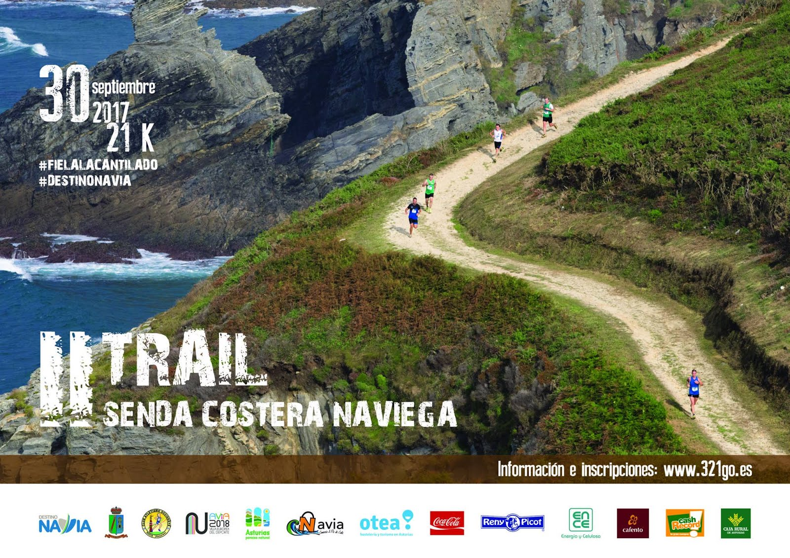 II TRAIL SENDA COSTERA 2017