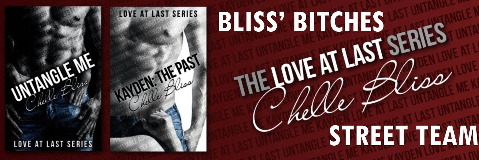 CHELLE BLISS STREET TEAM
