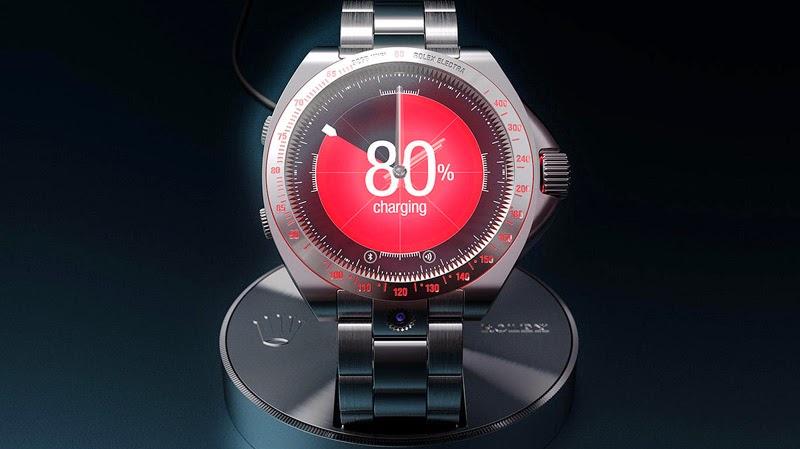 đồng hồ thông minh đẳng cấp Rolex 1