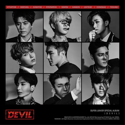 [Album] Devil - Super Junior