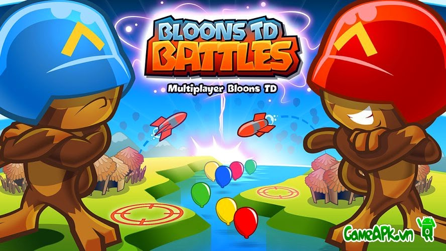 Bloons TD Battles v2.2.0 hack full coins cho Android