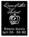 Queen of Arts Retreat Melbourne