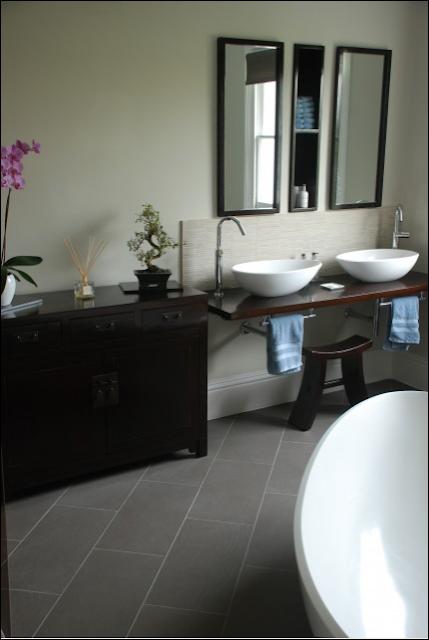 Asian bathroom design ideas for Asian bathroom decorating ideas