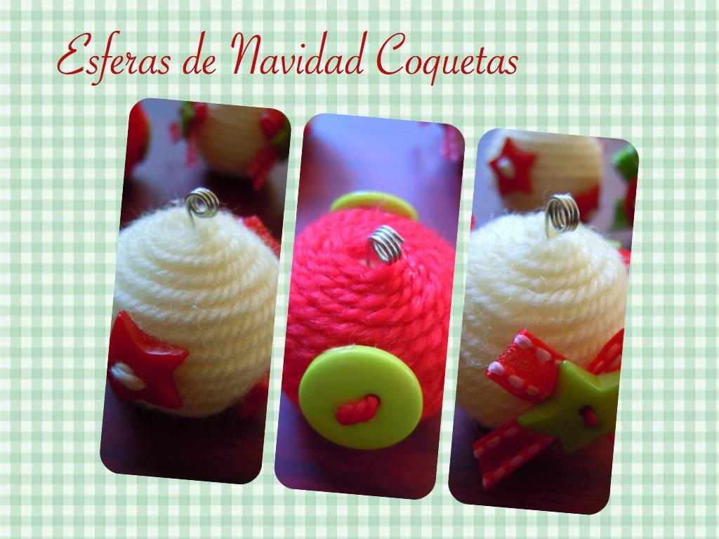 Noviembre 2013 los marcianos llegaron ya - Decoracion con bolas de navidad ...