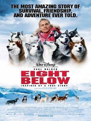 Những Chú Chó Dũng Cảm Vietsub - Eight Below (2006) Vietsub