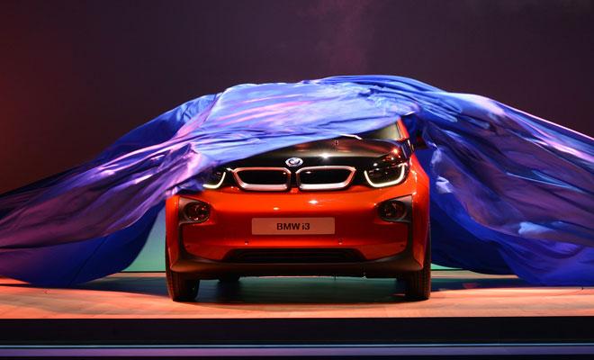 BMW i3 debut