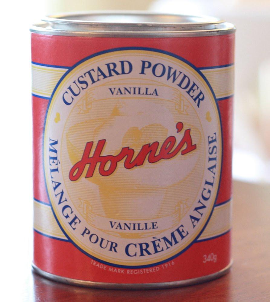how to make vanilla custard with custard powder