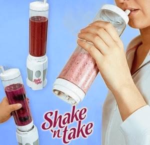 Juicer Blender Shake N Take Laris