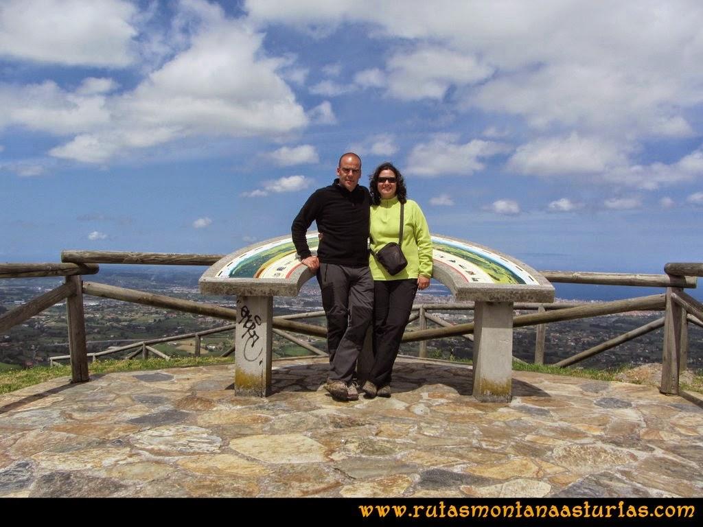 Senda Verde Camocha - Pico Sol - Piles: Pico del Sol