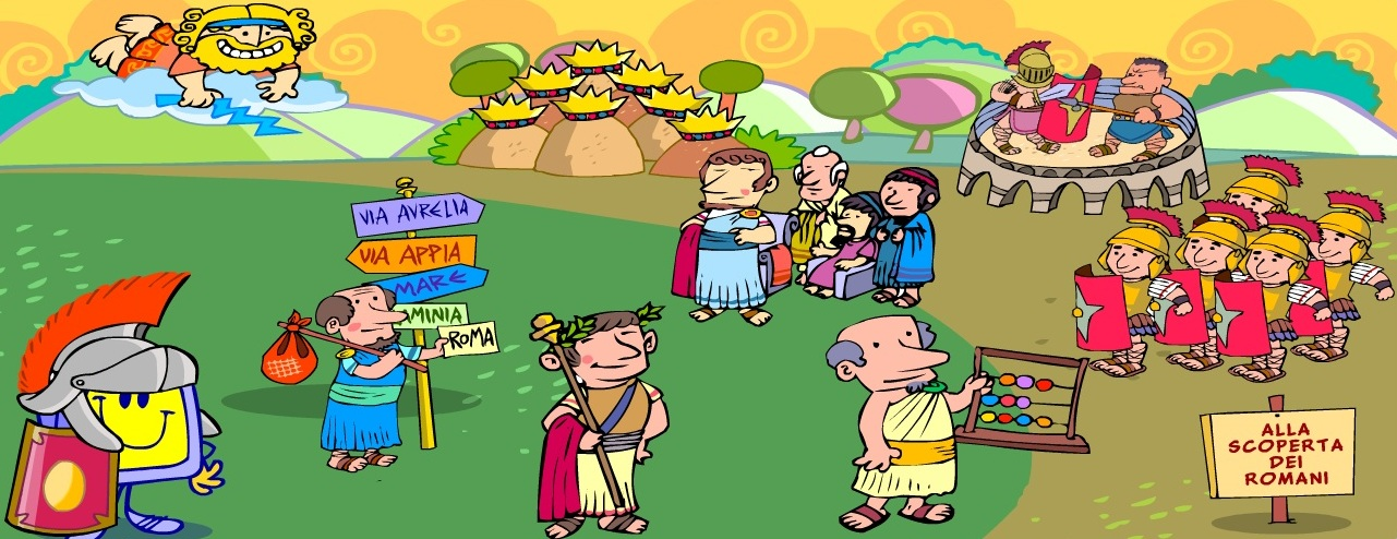 Classe Quinta Rino Nella Storia E I Romani