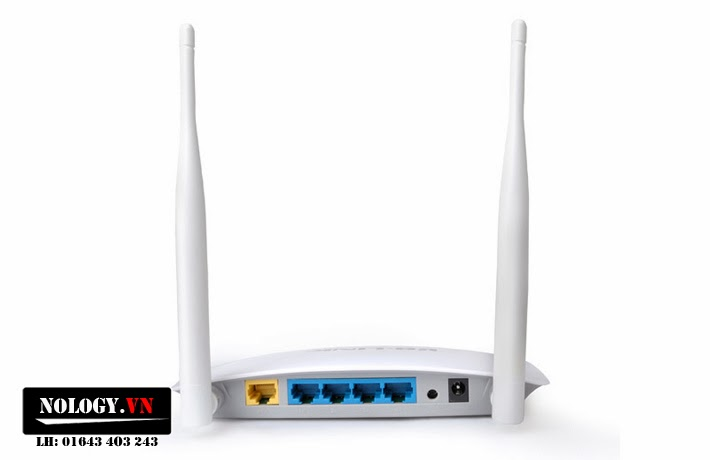 BỘ PHÁT B-LINK BL-WR2000-2 ĂNG TEN - 300MPS WIRELESS ROUTER