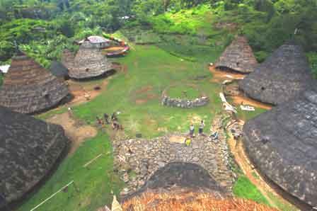 & Indigenous Village Wae Rebo
