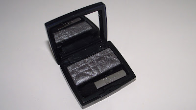 Dior 1 Couleur Ultra-Smooth High Impact Eyeshadow Review - 056 Argentic