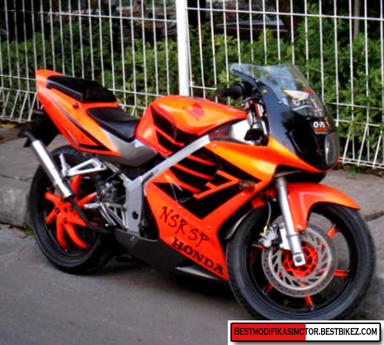 Modifikasi Honda NSR 150 SP title=