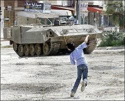Ini Senjata Baru Palestina Menghadapi Tentara Israel