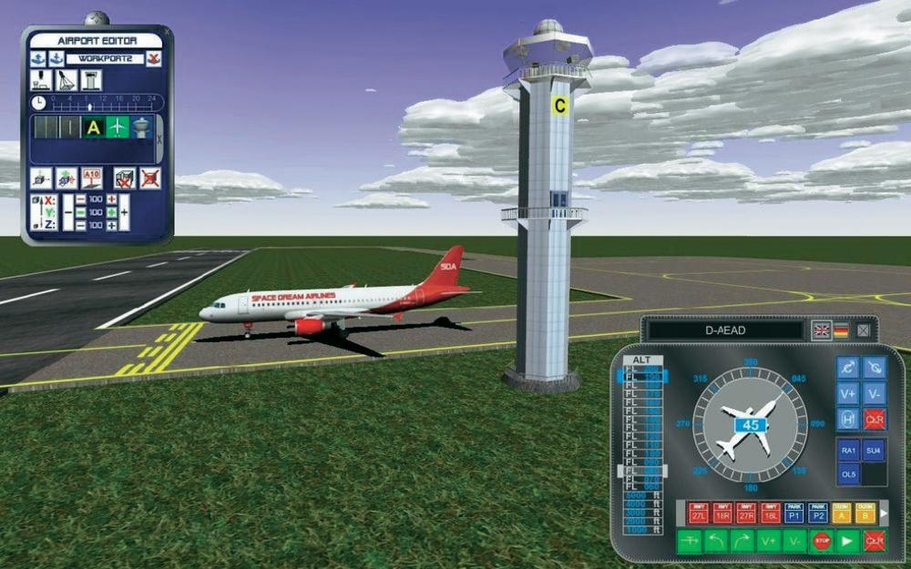 Step into the shoes of an airport employee in Airport Simulator 2015
