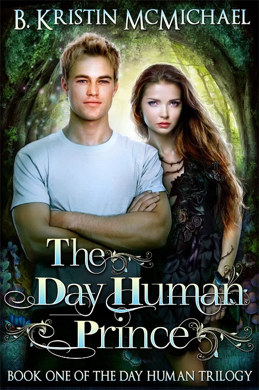 Cover Reveal – Day Human Prince