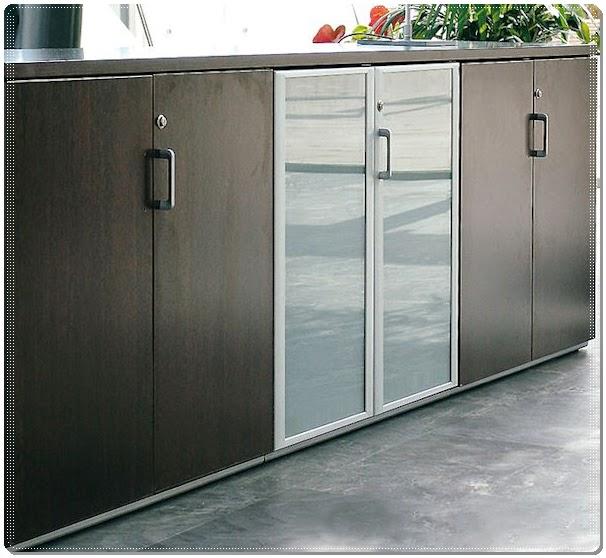 Amoblamientos y productos andrea w ffman armarios para - Armarios de oficina ...