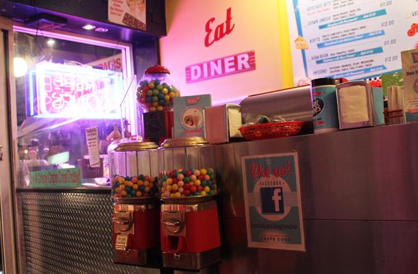 Doughbox Diner, Newtown, Sydney