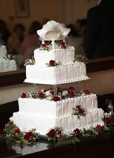 Xmas WeddingCake Images