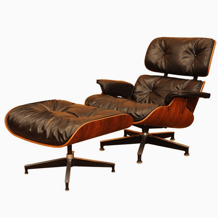 granvale eames lounge chair ottoman. Black Bedroom Furniture Sets. Home Design Ideas