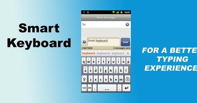 Si Robot Ijo: Smart Keyboard Pro + Autotext Terbaru Android