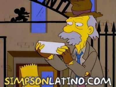 Los Simpson 7x18