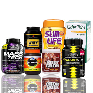 Nutrition and healthy eating -  Nutritional supplements