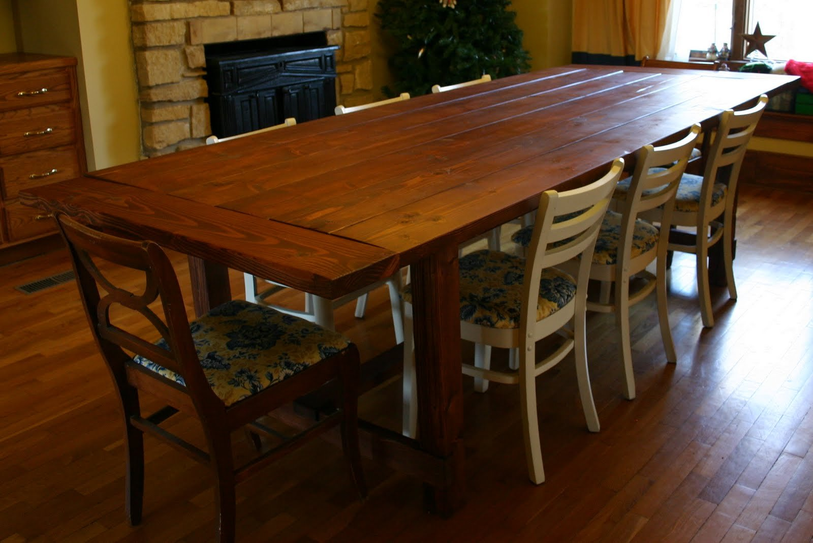 Delta selections build a dining room table wood with olive