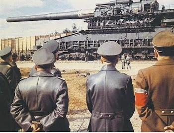 Tο μεγαλύτερο υπερόπλο στην ιστορία που έφτιαξε ο Χίτλερ