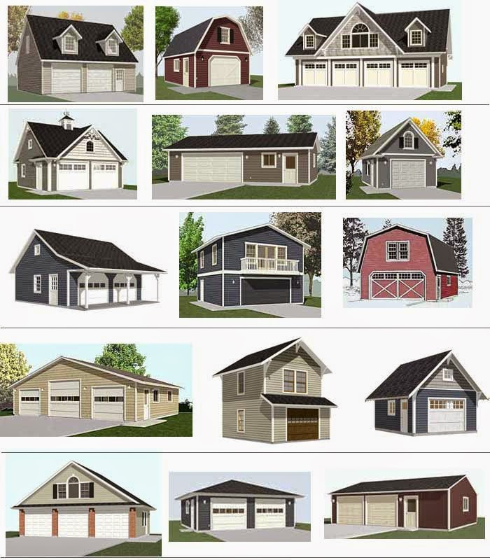 See more information about current garage plans