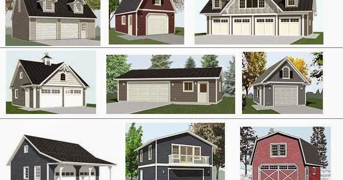 Garage Plans By Behm Design - Topics ~ Garage Plans Blog - Behm Design - Topics