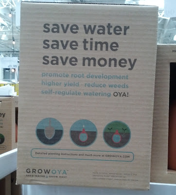 Save water and time with the Growoya Medium Oya