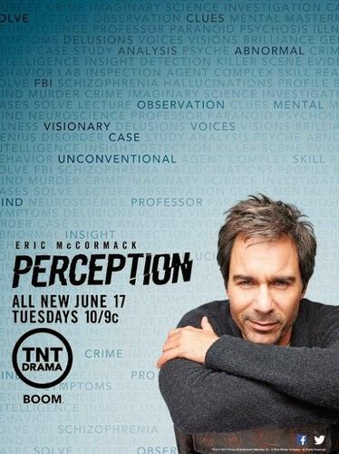 Perception Temporada 3 audio espa�ol