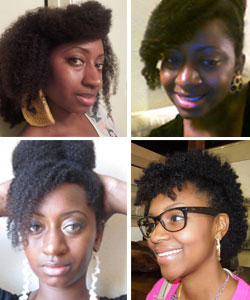 How To Wear Curly Bangs Curlynikki Natural Hair Care